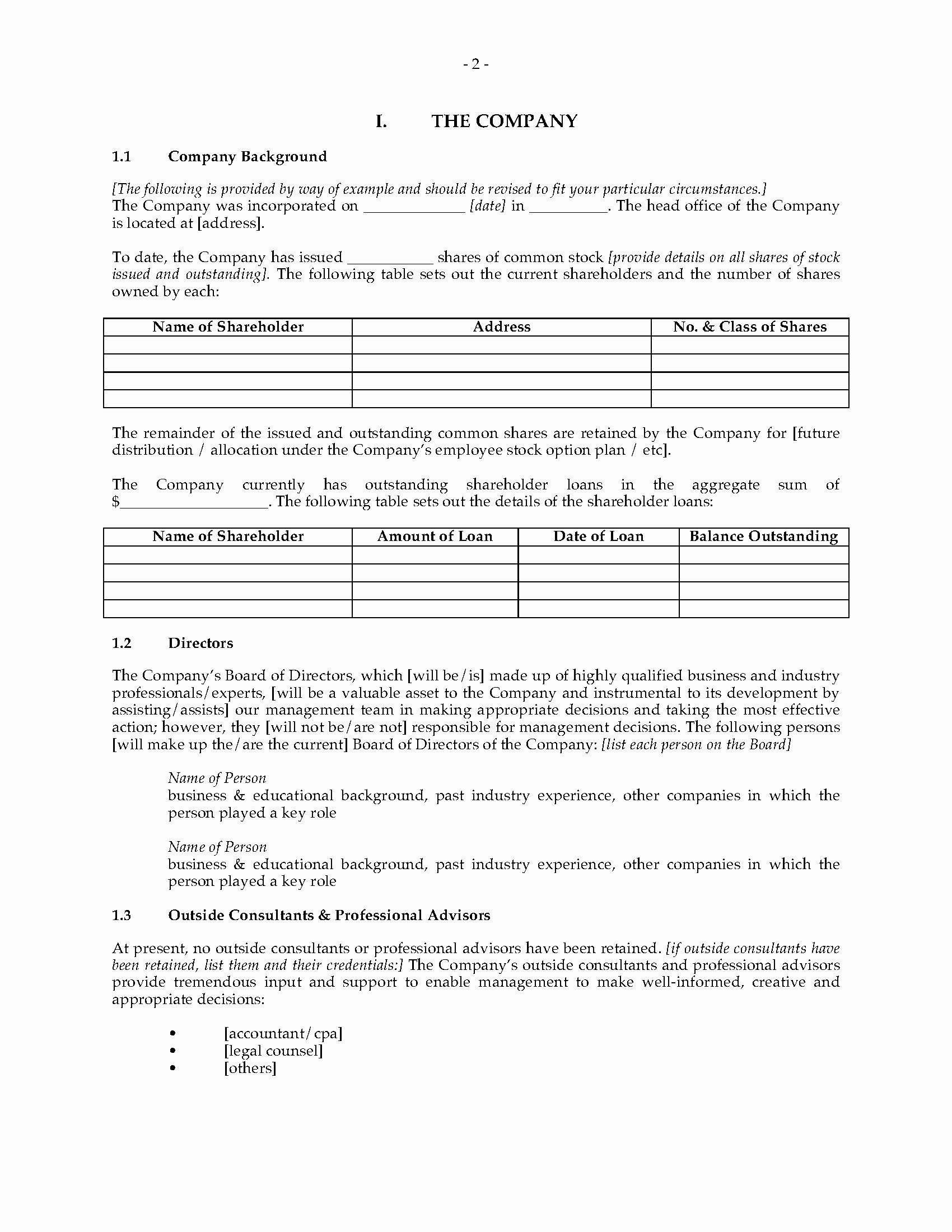 Film Business Plan Template Awesome Documentary Business Plan