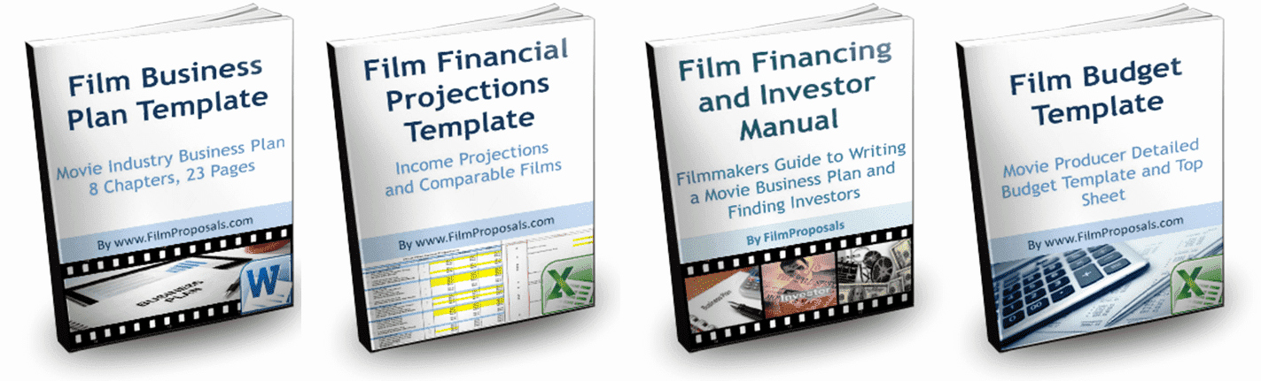 Financial Projections Business Plan Template