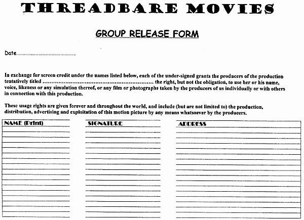 Film Release form Template Lovely Video Maker S Journey 16
