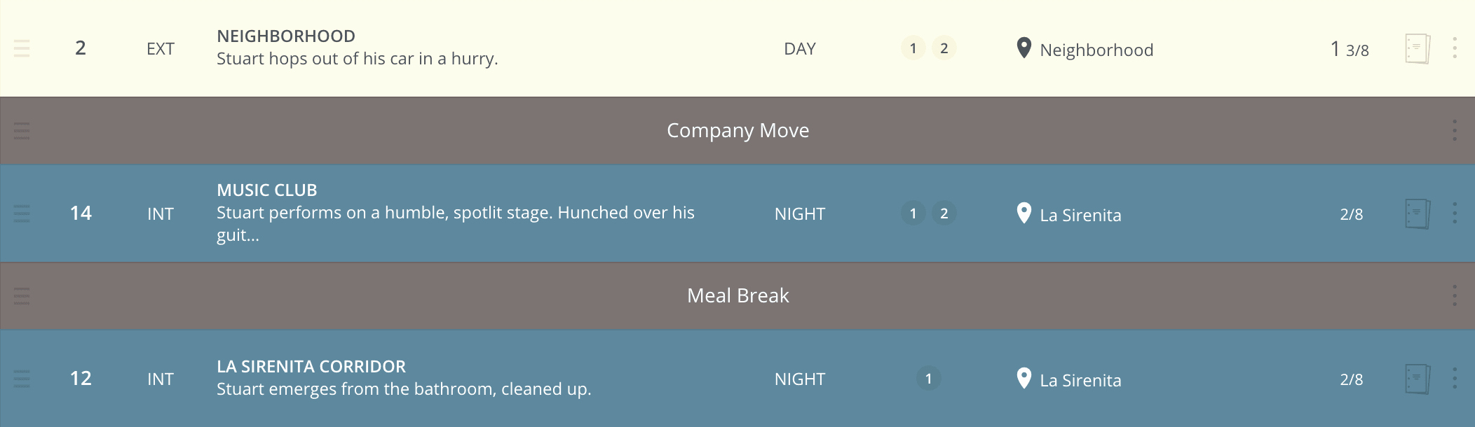 Film Shooting Schedule Template Best Of How to Make A Shooting Schedule Free Scheduling