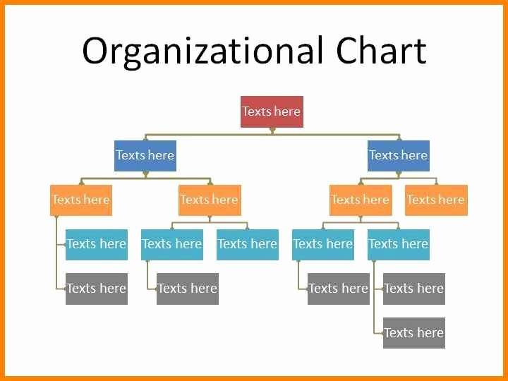 Fire Department organizational Chart Template Unique 7 Easy organizational Chart