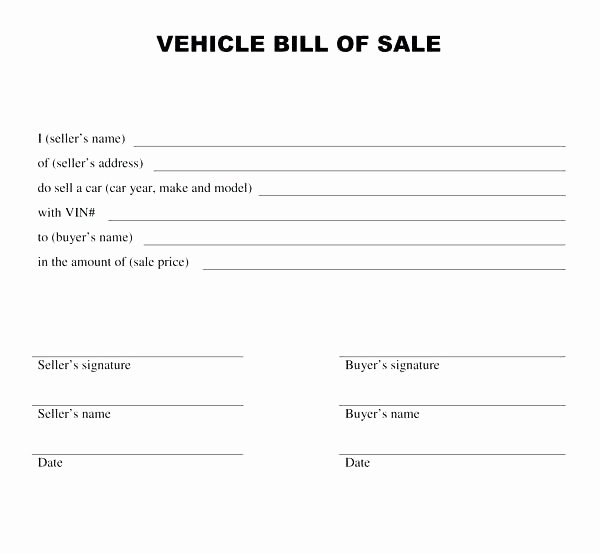 Firearms Bill Of Sale Template Lovely Firearms Lesson Plan Template – Constructivist Lesson Plan
