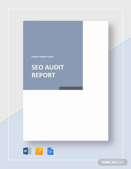 Forensic Report Template Microsoft Word Best Of Sample Audit Report 16 Documents In Pdf Word