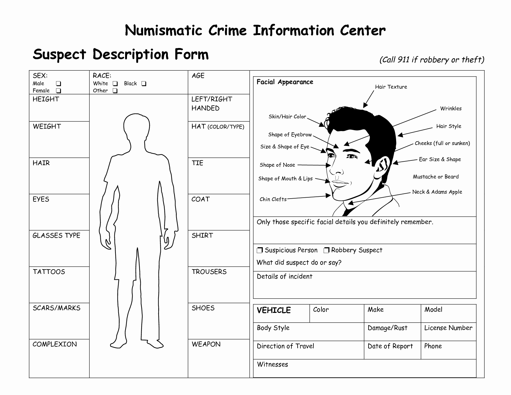 Forensic Report Template Microsoft Word Elegant Suspect File Template Recherche Google