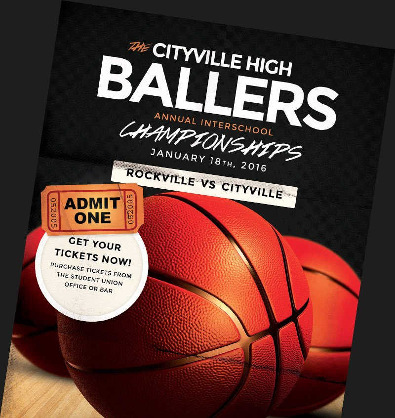 Free Basketball Flyer Template Lovely Basketball Flyer Templates for Basketball event Promotions
