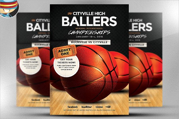 Free Basketball Flyer Template Luxury Basketball Flyer Template 24 Download Documents In Pdf