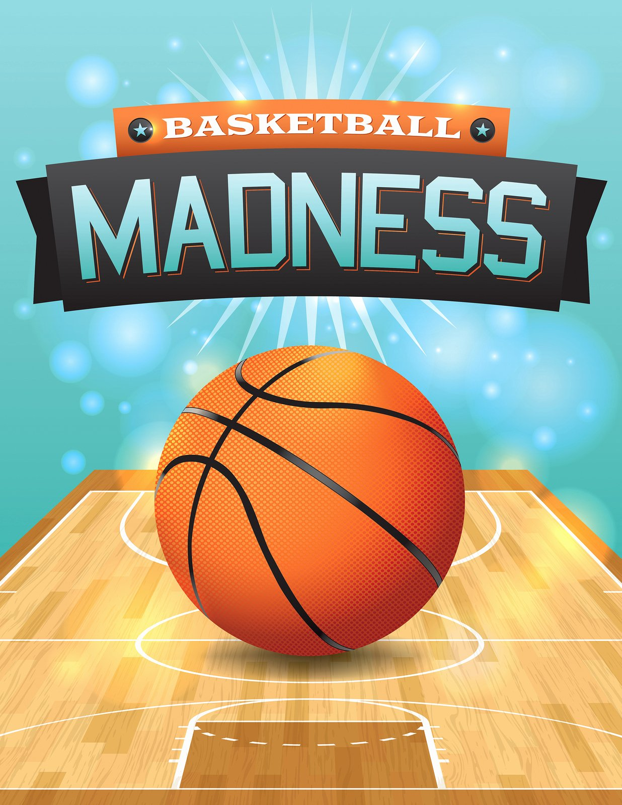 Free Basketball Flyer Template Luxury March Madness Fundraising Campaign