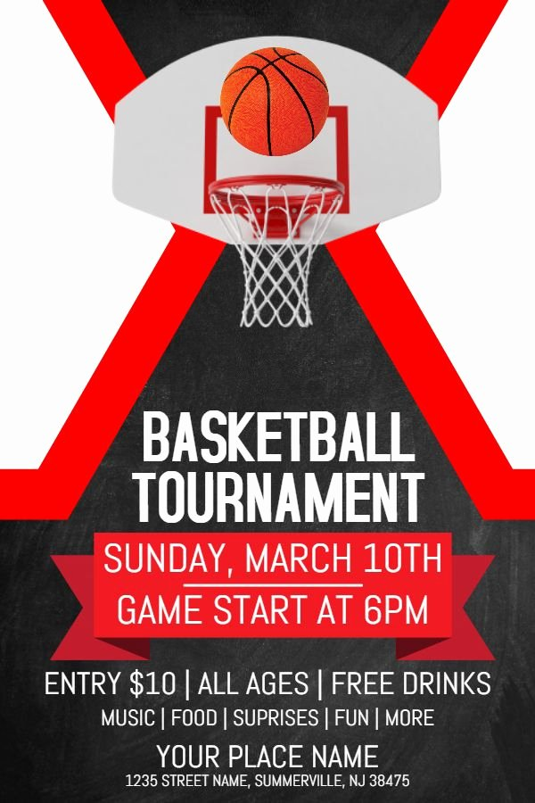 Free Basketball Flyer Template Unique 17 Best March Madness Poster Templates Images On Pinterest