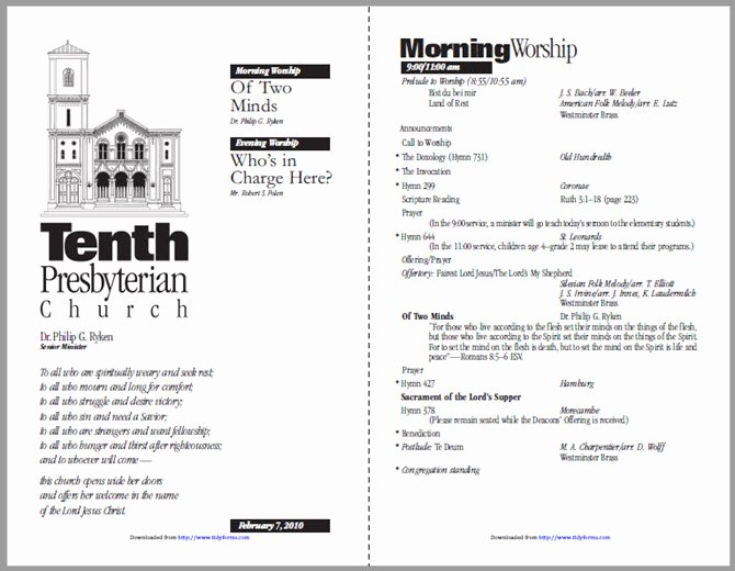 Free Church Newsletter Templates Lovely 13 Free Newsletter Templates You Can Print or Email as Pdf