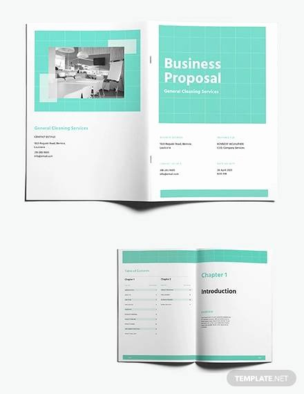 Free Cleaning Proposal Template Lovely 16 Cleaning Proposal Templates Pdf Word