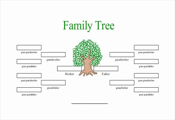 Free Editable Family Tree Template Unique Printable Family Tree with Siblings Printable Pages
