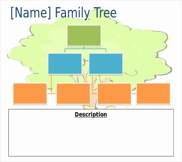 Free Editable Family Tree Templates Unique 8 Powerpoint Family Tree Templates Pdf Doc Ppt Xls
