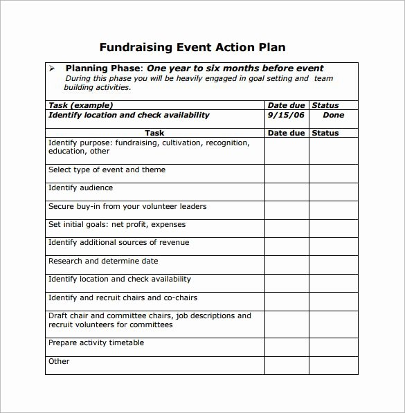 Free event Plan Template Elegant event Planning Template Template