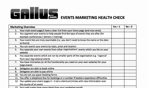 Free event Plan Template Fresh 6 Free event Planning Templates to Kickstart Your Week