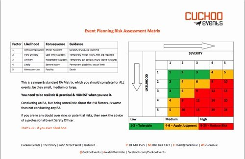 Free event Planning Templates Lovely 6 Free event Planning Templates to Kickstart Your Week