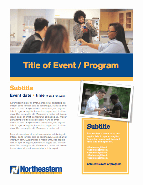 Free event Program Templates Inspirational 40 Free event Program Templates Designs Template Archive
