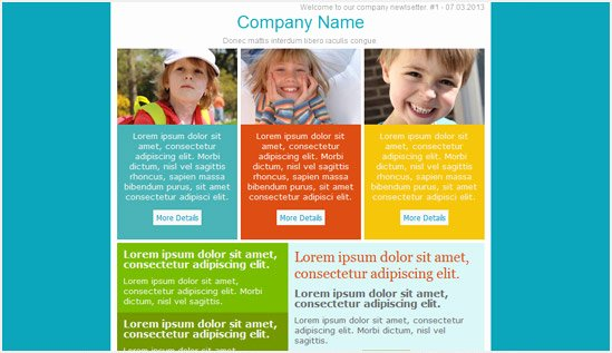 Free Family Newsletter Template Unique Family Email Newsletter Templates