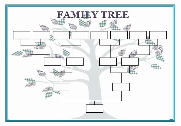 Free Family Tree Template Word Best Of Pin On Cub Scouts
