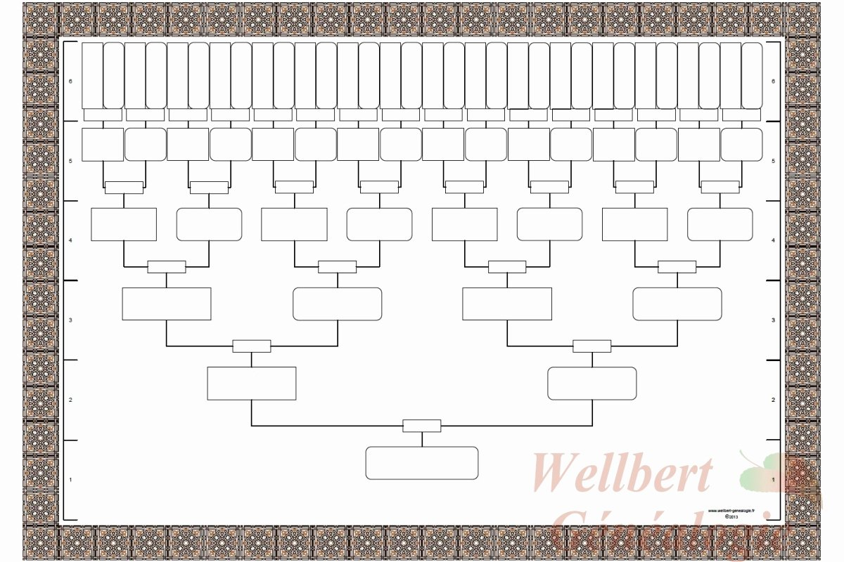 Free Family Tree Template Word Fresh Blank Family Tree Template