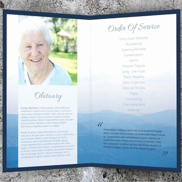 Free Memorial Card Template Unique 11 Memorial Card Templates Ai Psd Word