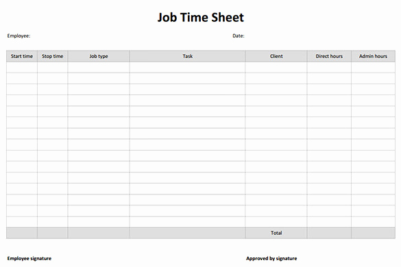 Free Monthly Timesheet Template Inspirational 5 Free Monthly Based Timesheet Templates Excel Pdf