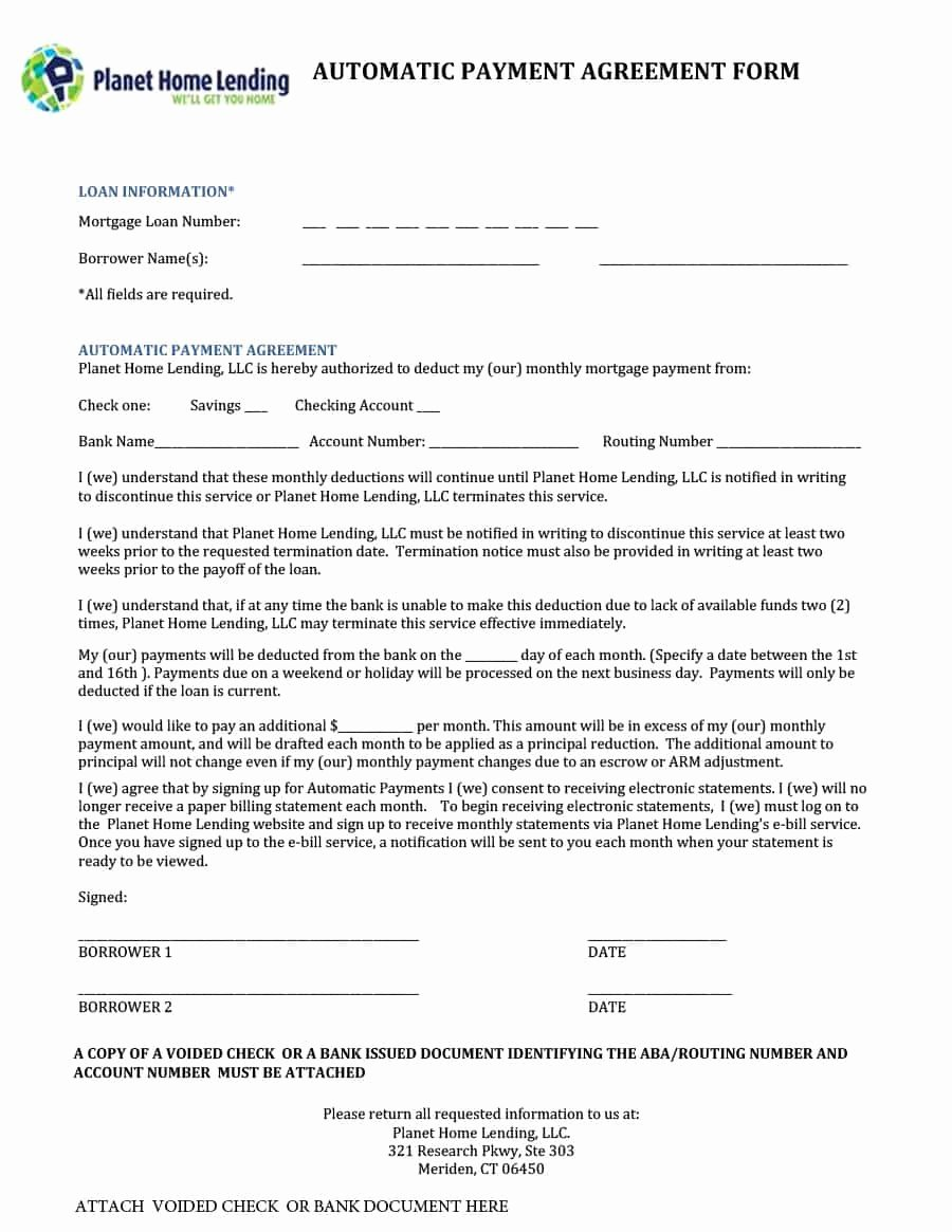 Free Payment Agreement Template Best Of Payment Agreement 40 Templates & Contracts Template Lab