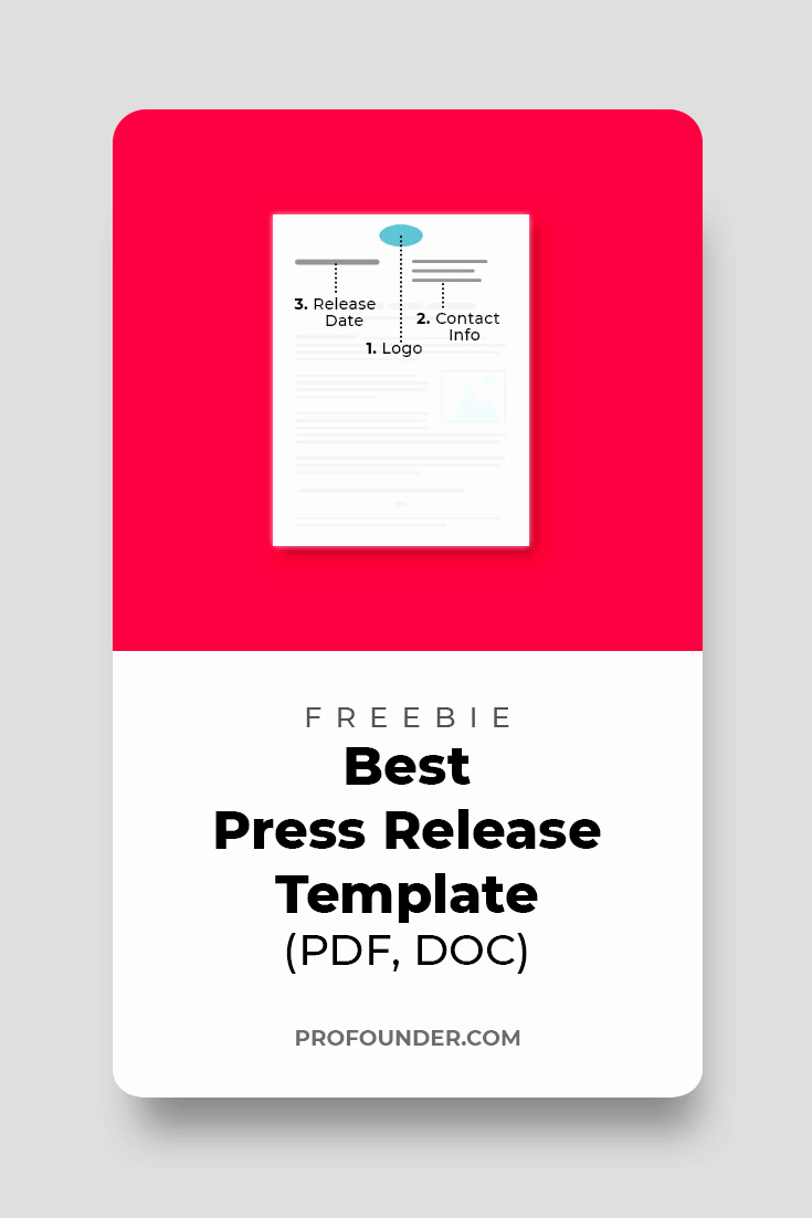 Free Press Release Template Inspirational [download] Best Press Release Template 2019 by Free Doc Pdf