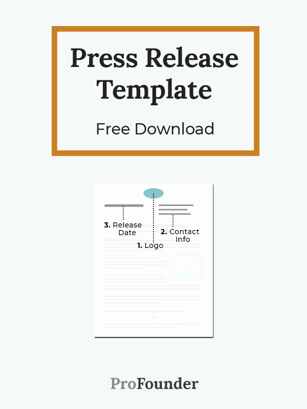 Free Press Release Template Lovely [download] Best Press Release Template 2019 by Free Doc Pdf