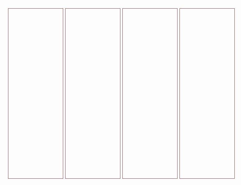 Free Printable Bookmark Templates Beautiful Blank Bookmark Template for Kidsfun Coloring