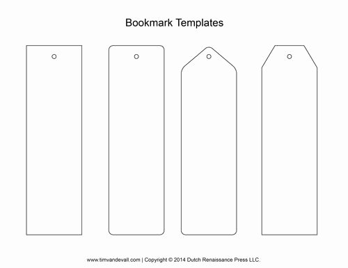 Free Printable Bookmark Templates Elegant Find the One You Want Print It Out On some Sturdy Paper