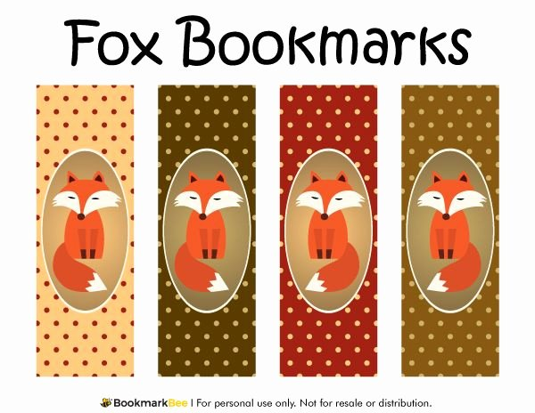 Free Printable Bookmark Templates Inspirational 100 Best Images About Printable Bookmarks at Bookmarkbee