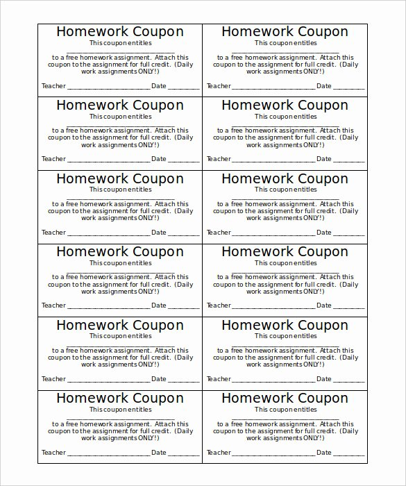 Free Printable Coupon Templates Unique 12 Coupon Templates Doc Excel Pdf Ai Illustrator