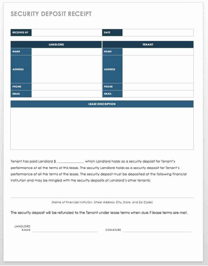 Free Property Management forms Templates Luxury 18 Free Property Management Templates