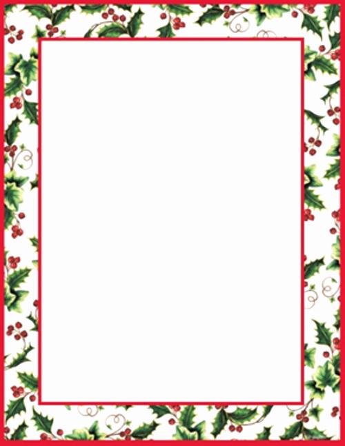 Free Religious Letterhead Templates Elegant Free Religious Christmas Letterhead Templates