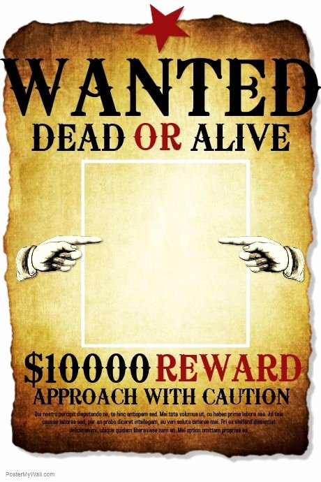 Free Wanted Poster Template Unique Best 25 Line Flyer Maker Ideas On Pinterest