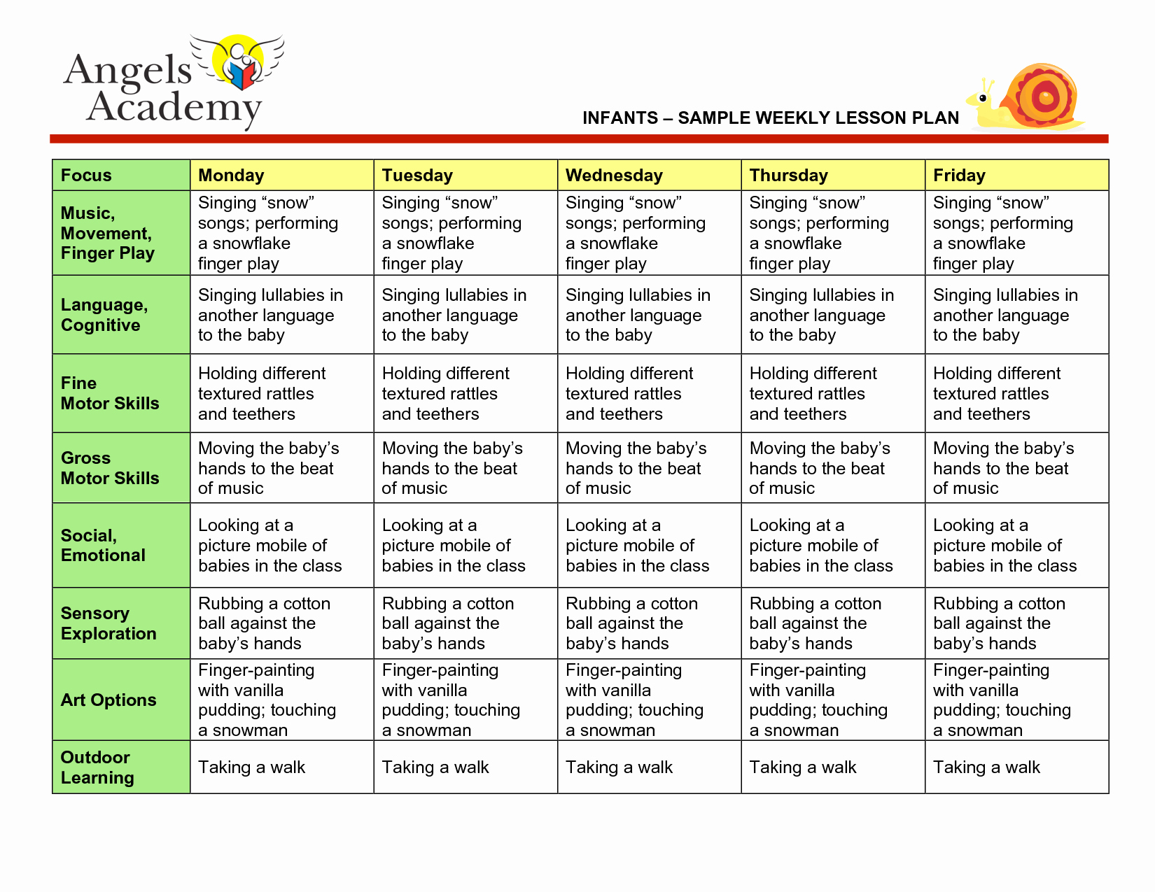 Free Weekly Lesson Plan Template Elegant Blank Lesson Plan Template