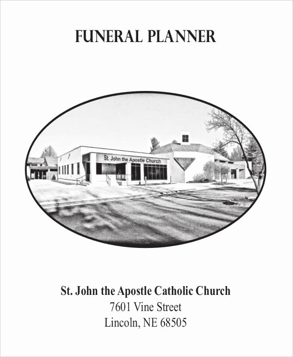 Funeral Mass Program Templates Beautiful Funeral Program Template 23 Free Word Pdf Psd format