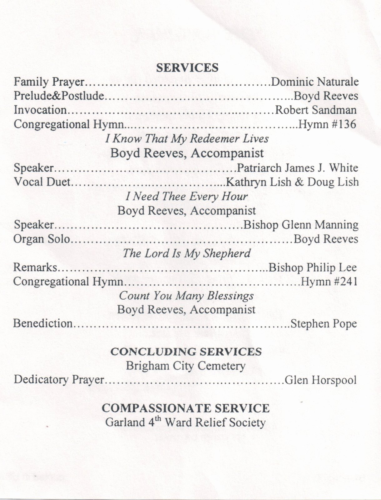 Funeral Mass Program Templates Inspirational Baptism Program Template