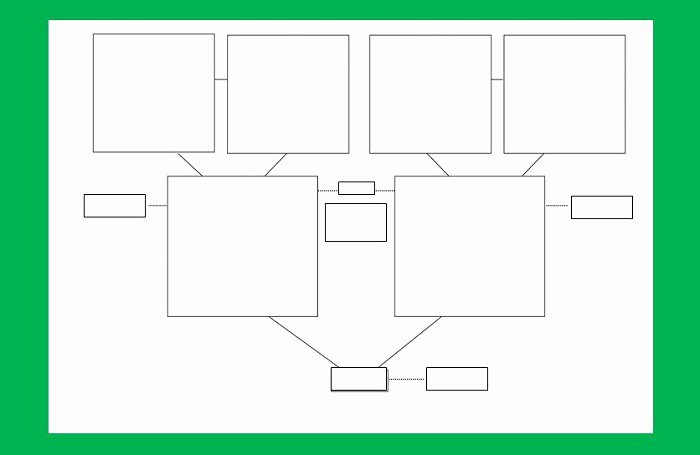 Genogram Template for Mac Beautiful 30 Free Genogram Templates & Symbols Template Lab