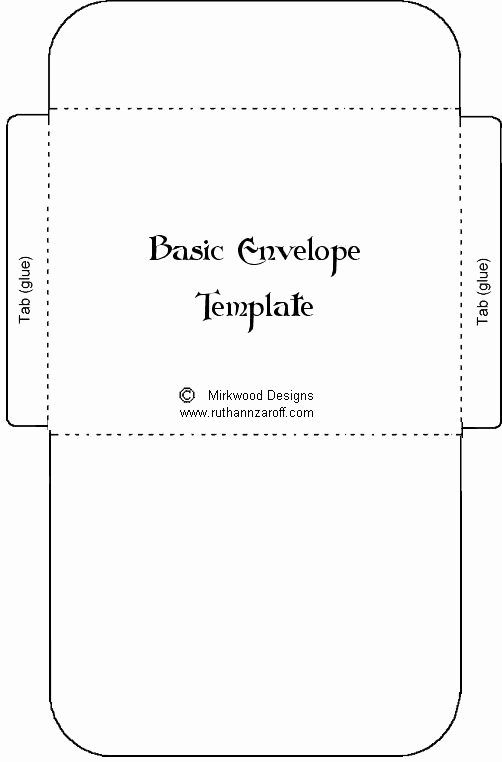 Gift Card Envelope Template Elegant 67 Best 2017 Envelope Templates Images On Pinterest