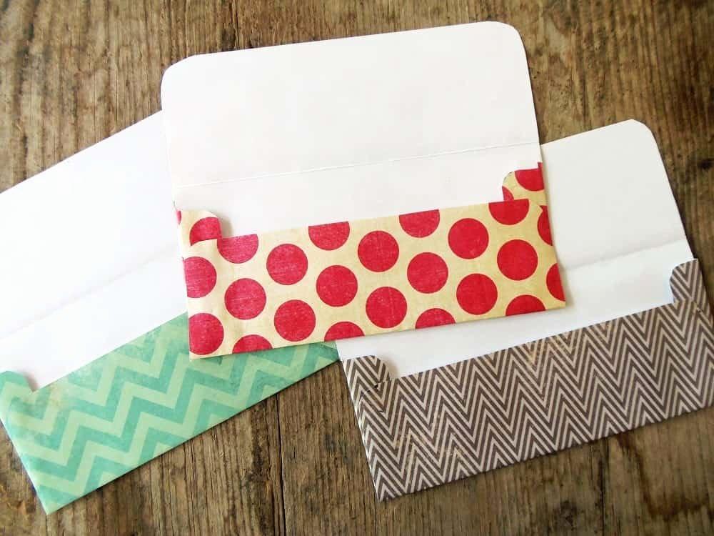Gift Card Envelope Templates Awesome Printable Money Envelope Templates