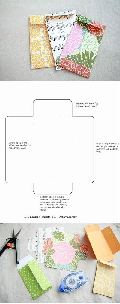 Gift Card Envelope Templates Best Of Envelopes Free Printable and Posts On Pinterest
