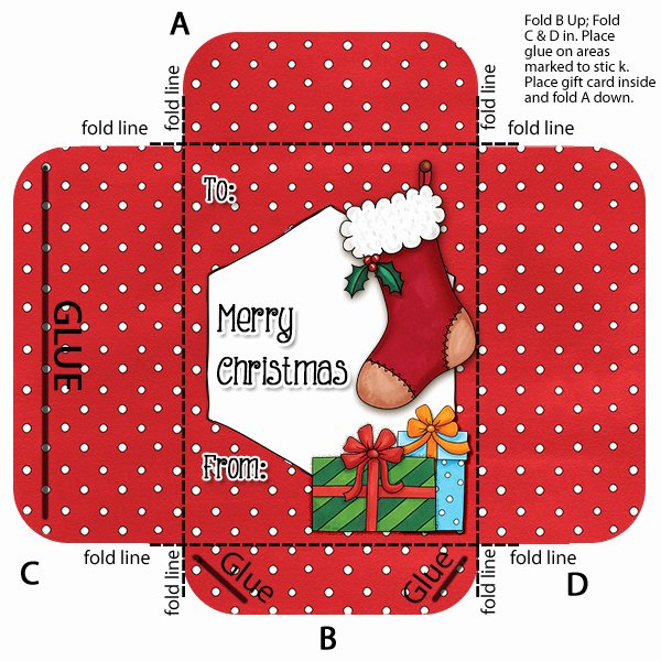 Gift Card Envelope Templates Inspirational Make Your Own Gift Card Envelope Holder Kate Hadfield