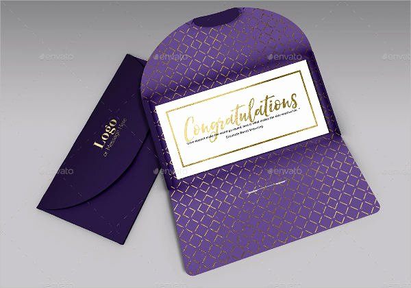Gift Card Envelopes Templates Elegant 9 Gift Card Envelopes Free Psd Vector Ai Eps format