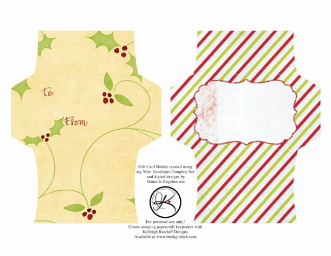 Gift Card Envelopes Templates Luxury 13 Free Printable Envelope Templates – Tip Junkie