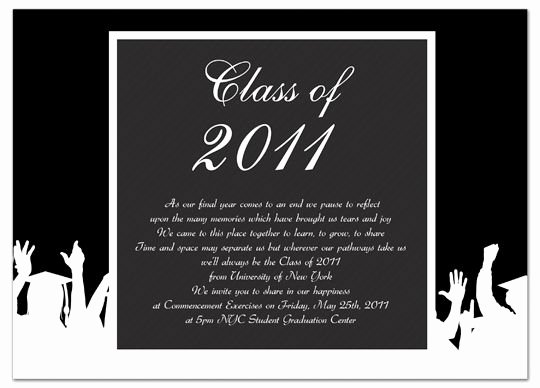 Graduation Invitation Templates Microsoft Word New Graduation Ceremony Invitation Letter Sample Google 검색