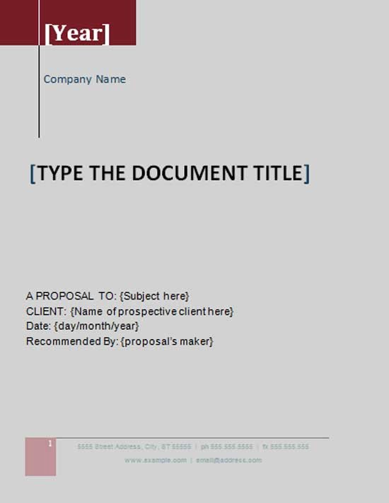 Grant Proposal Template Word Luxury Grant Proposal Template