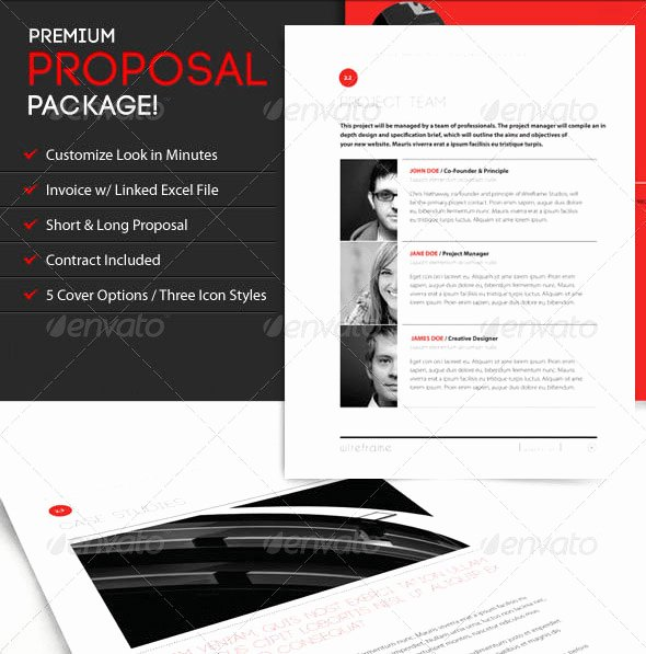 Graphic Design Estimate Template Fresh Proposal Template Category Page 1 Efoza