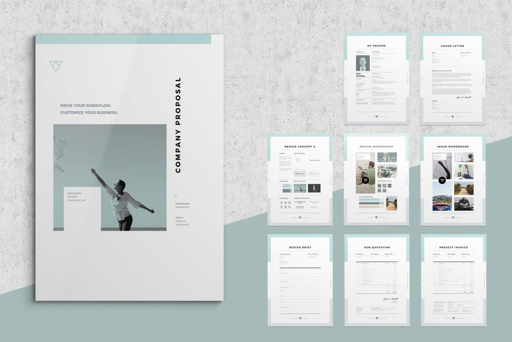 Graphic Design Estimate Template Lovely 10 Best Project Proposal Templates for Adobe Indesign