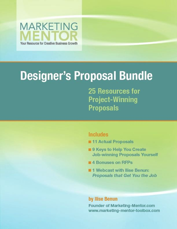 Graphic Design Proposal Template Awesome How to Write A Graphic Design Proposal Rfp Templates